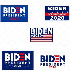 90*150CM BIDEN 2020 Presidential Campaign Flag The US Election Biden Letters Garden Flags Polyester Garden Home Flags Decoration D62901