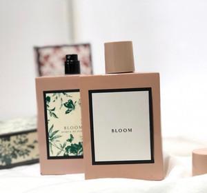 Лучшей качество Bloom женщины Духи Дезодорант EDP Цветочный аромат Продолжительные Примечания для любой кожи и быстрой поставки