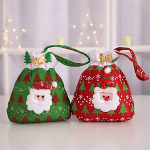 Cute Cartoon Gifts Bags Christmas Cookie Packaging Self-adhesive Plastic Bags For Biscuits Birthday Candy Cake Package