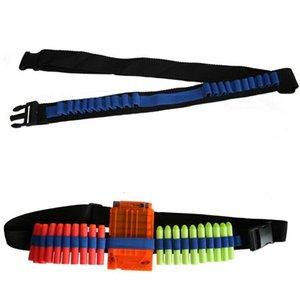 Weiche Lagerung Gürtel Warhead Spielzeugpistole Schultergurt Auto-Kofferraum Feste Elastic Bandage Automatische Finishing-Geräte