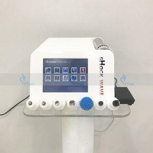 Hohe Qualität Low Intensity Shock Wave-Maschine für ED Acoustic Schmerzlinderung Physikalische Stosswellentherapie Erectile Dysfunction Treatment System