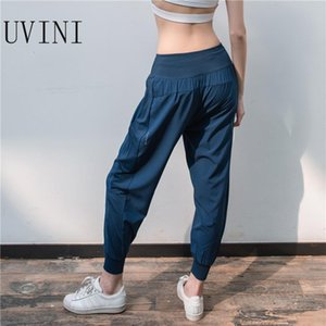 New Loose Hip Hop Harlan Dance Women Training Sweat-absorbent Quick-drying Sports Fitness Yoga Jogging Pants T200326
