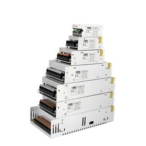 MJJC 12W 24W 60W 100W 120W 150W 200W 360W 400W de commutation LED d'alimentation 12 V 24 V cc Pour 3528 5050 5630 3014 7020 LED Strip Lumières
