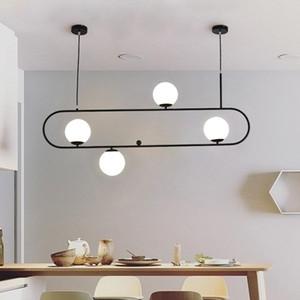 2020 Suspension Golden Pendant Lights Metal Glass Mirror Ball Hanging Lamp Kitchen Modern Lighting Fixtures Hanging Light AC 90-250V