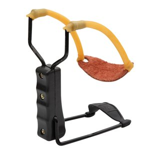 HOT SALE new Folding Wrist Sling Shot Slingshots High Velocity Hunt Brace Bow Outdoor Hunting