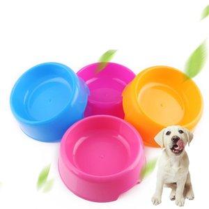Домашних собак Кормление Питание Миски Puppy Pet Feeder Блюдо Прекрасный Feeder Блюдо Кишки Dogs Supplies yq01244