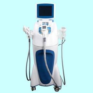 Novas idéias de produtos 2019 Vacuum + Velashape + Roller Massageador + RF + Sistema de Corpo LED máquina de emagrecimento Velashape para uso clínico