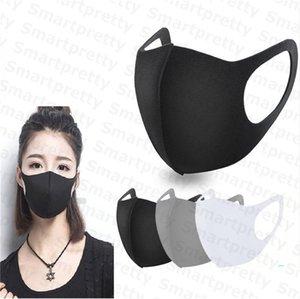 Çocuklar yetişkin yüz maskesi yıkanabilir kullanımlık maskeleri Kadın Erkek koruyucu ağız kapak olmayan tek kullanımlık Pus maskeleri PM2. 5 çocuk ağız-kül 2020 E31606