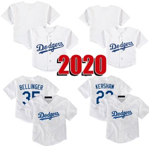 Infantil Criança 2020 Mookie Betts Jersey David Price Corey Seager Justin Turner Enrique Hernandez Cody Bellinger Chris Taylor Walker Buehler