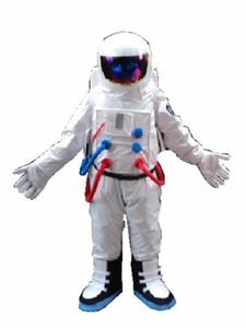 chaud vente nouvelle mascotte costume de l'espace de haute qualité costume costume de mascotte astronaute avec sac à dos
