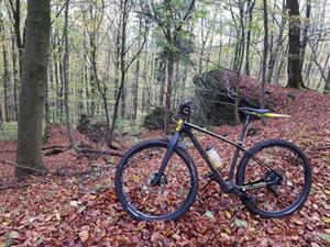 thrust 27 Speed Carbon Fiber MTB Mountain Bike 27.5