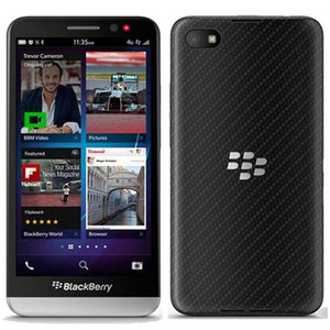 Refurbished Original Blackberry Z30 5.0 inch Dual Core 1.7GHz 2GB RAM 16GB ROM 8MP Camera Unlocked 4G LTE Smart Mobile Phone DHL 5pcs