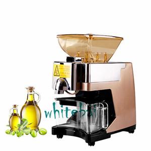 Huile en acier inoxydable Commercial Machine de presse Nut Graine automatique de pression d'huile de haute extraction électrique intelligente de petits Fryer
