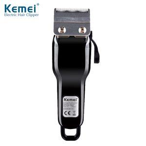 Kemei Km1990 машинки для стрижки волос профессиональных машинок для стрижки волос мужчин бороды бритвы электрических машинок для стрижки волос LCD монитор лысой борода триммера 5