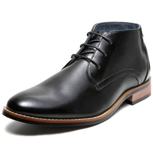 ZUSIGEL NEW Casual Men Business Shoes Oxford Leather Winter Shoes Men Elegant Classic Shoes US Size 7-13