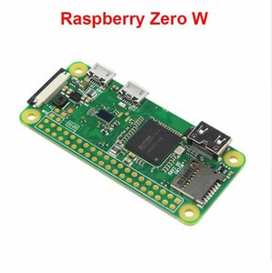 Tablero Raspberry Pi Zero W original con 1GHz CPU 512MB RAM Incorporado WI-FI Bluetooth RPI 0 W Raspberry Pi