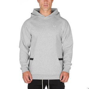 Vintage Men Hoodie Sweatshirt Zipper Pocket Man Casual Hooded Pullover Mens Gyms Fitness Sportswear Brand Clothing M-3XL