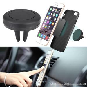 Car Mount, Air Vent magnétique universel kit voiture Téléphone support pour iPhone 6 / 6s, une étape de montage, aimant renforcé