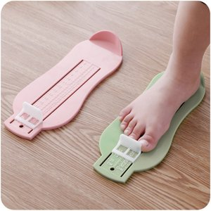 Baby Foot Length Measuring device child shoes calculator for children Infant Shoes Fittings Gauge Tools