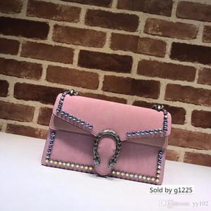 2024 Fashion Portemonnaie womenmen besten Damen Schulter 400249 28..19..9cm tchel Tote-Geldbeutel Crossbody Kurier Handbagt Portemonnaie NEW 01