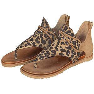 Frauen Orthopädische Öffnen Toe Sandalen aus Leder, Premium-Comfy Klettverschlusses Sport Sandale, beiläufige flache Senkfusseinlage Keil-Schuhe 07