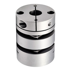 Aluminum CNC Stepper Motor Coupling Flexible Shaft Coupling Couplings Easy To Operate