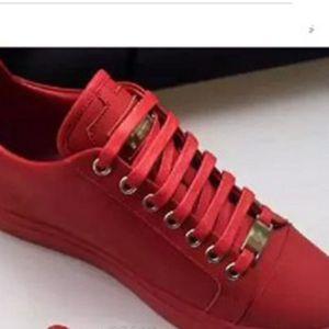 2020 men's high-end PI@HILP PI@IE leather casual shoes fashion low to help wild men's sports shoes shoes jmkl01
