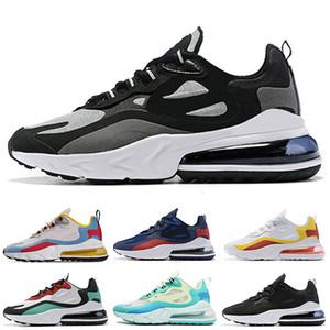 Дизайнерские подушки React Mens jogging Shoes Bauhaus Hyper Jade Black Vast Grey Phantom Multi-Color Best Quality Prinkers Mens кроссовки