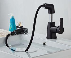2020 공장 직접 판매 더위와 추위 간단한 세면대 욕실 수도꼭지 화장실 테이블 더위와 추위를 리프팅 및 당기 수도꼭지