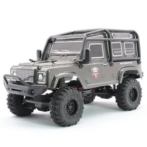 RCtown RGT 136240 V2 1/24 2.4G RC Coche 4WD 15KM / H Vehículo RC Rock Crawler Off-road Y200413