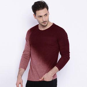 de alta qualidade homens Slim Fit manga comprida musculares camisas outono casual tops de cor do inclinação Shirts forma masculino de algodão quente Blusa