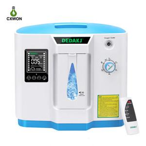Prix usine dedaka oxygène machine 1-7L Équipement de soins de santé Générateur d'oxygène pour la thérapie respiratoire FDA CE approuvé