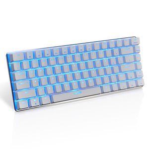Ajazz AK33 Ordinateur portable Gaming Keyboard mécanique