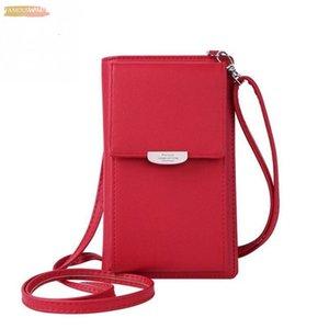 New Multi Functional Shoulder Bag Fashion Messenger Mobile Phone Wallet Bag Lightweight Crossbody Mini Purse Bag