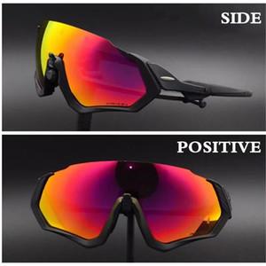 Vetri di riciclaggio 9401 di modo degli uomini polarizzati rivestimento di volo degli occhiali da sole di sport esterni della bici Vetri all'aperto ciclismo Occhiali da sole donna occhiali