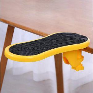 El Kol Destek Braketi Palet Bilek istirahat Oyun Kolçak Bilgisayar Mouse Pad Sandalye Extender El Shoulder Koru Mousepad Raf