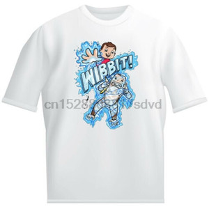 Vision Entonnoir Wibbit Fgteev T-shirt blanc Garçons Filles Doh Much Fun et Sky T-shirt Enfants Hommes 2019 Été vente pas cher Pre T-shirt