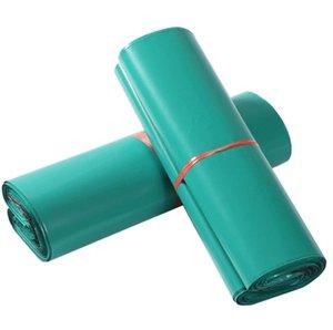 가방 봉투 자체 접착 인감 플라스틱 가방 60 * 80cm 메일 링 그린 익스프레스 가방 폴리 메일러