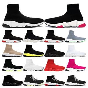balenciaga shoes Лучшие мужские женские новые спортивные кожаные спортивные кроссовки для обуви размер eur 36-45