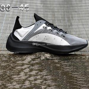 2018 Nueva EXP-X14 WMNS mosca SP zoom Unidad de Mejora cónica tacones de los zapatos ocasionales translúcidas de los zapatos corrientes de los hombres superiores de la Mujer Deportes zapatillas de deporte