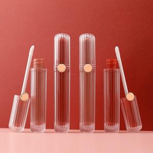 빈 립글로스 튜브 컨테이너 립 밤 튜브 립스틱 리필 병 유리 병 미니 샘플 화장품 DIY F3883