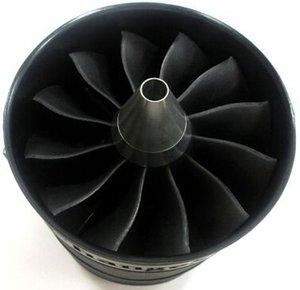 12-blade Piezas 90mm EDF Actualización para Elctric RC Jets