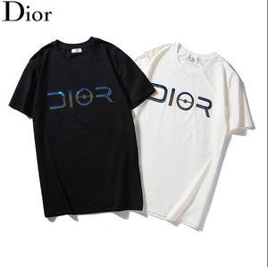 mens Euramerican camisetas laser impressão reflexiva camisas streetwear homens e mulheres t camisa hip hop frete grátis