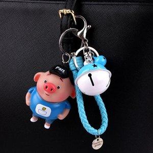 Chaveiros bonito Porquinho Chaveiros porco chaveiro chaveiro pingente bonito saco criativo chaveiro saco ornamentos pequenos presentes