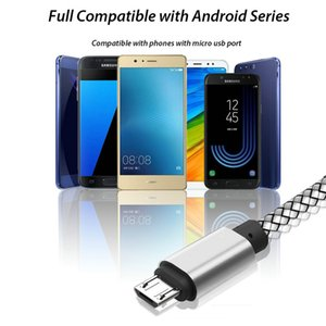 icro USB Data Cable Cord Charge Cabo Micro Usb Nylon For Huawei Honor 9 Lite Mate 10 Lite 8 7 Mobile Phone ZhXDy