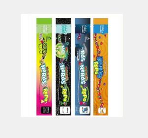 Новый лекарственных ботаники Веревки Упаковки Сумки 5 видов варианта полиэфирных пленок Упаковка для продуктов Nerdsrope Gummy мешка запах доказательства