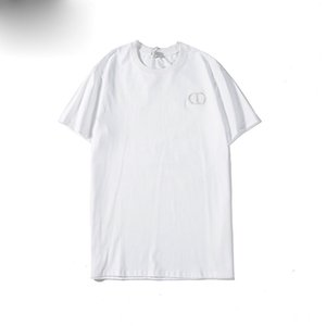 2020 SS nueva llegada del verano camisetas de calidad superior de la medusa Ropa de Hombre Imprimir camisetas de manga corta S-2XL