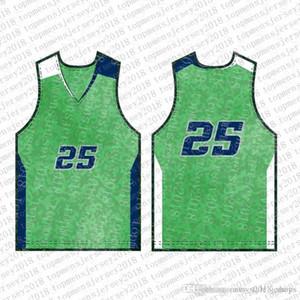 Top Mens marchi del ricamo Jersey poco costoso libero all'ingrosso qualsiasi nome qualsiasi numero personalizzato di basket maglie 4613aa