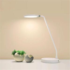 Original Xiaomi youpin COOWOO LED Desk Lamp Smart Table Lamp Eye Protection Light Adjustable 4000mAh Power 2USB Mobile Power 3000299 2021