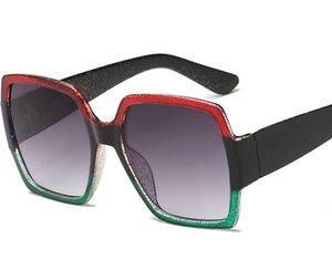 Transfronterizas nuevas gafas de sol de Europa moda y tendencia América sunglasses exterior sombrilla 97010 gafas de sol UV resistencia UV 400
